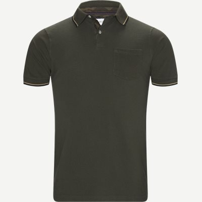 Bahamas Polo T-shirt Regular | Bahamas Polo T-shirt | Army